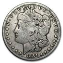 1884 Morgan Dollar VG/VF