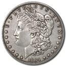 1884 Morgan Dollar XF
