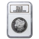 1884-O Morgan Dollar MS-64 DPL NGC
