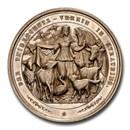1885 German States Bavaria Animal Welfare AR Medal MS-63 PCGS