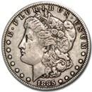 1885 Morgan Dollar VG/VF