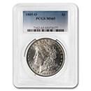 1885-O Morgan Dollar MS-65 PCGS