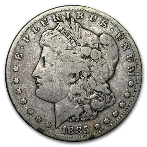 1885-S Morgan Dollar VG/Fine
