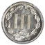1885 Three Cent Nickel PR-66 PCGS CAC