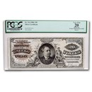 1886 $20 Silver Certificate Daniel Manning VF-20 PCGS (Fr#314)