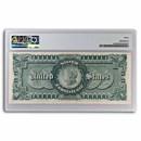 1886 $5.00 Silver Certificate U. S. Grant VF-30 PMG (Fr#261)
