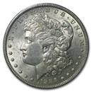1886-O Morgan Dollar AU-58