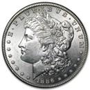 1886-S Morgan Dollar BU
