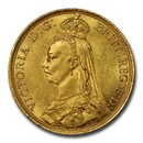 1887 Great Britain Gold 2 Pounds Victoria MS-63 PCGS