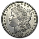 1887-O Morgan Dollar XF