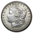 1887-S Morgan Dollar AU