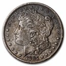 1887-S Morgan Dollar BU Details (Cleaned)