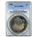 1888 Morgan Dollar PR-64 PCGS