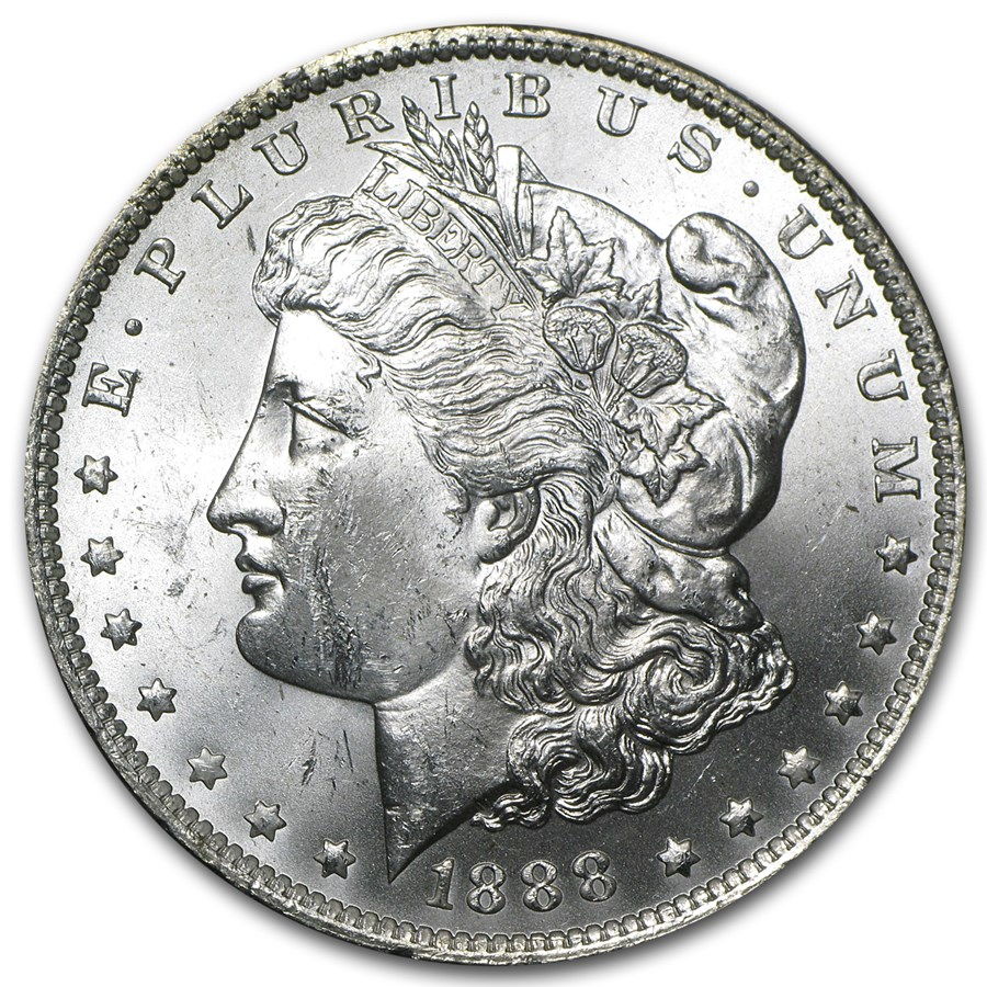 1888-O Morgan Dollar BU
