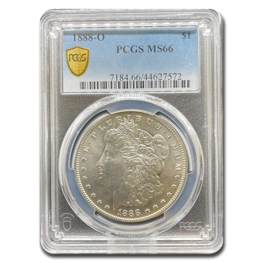 1888-O Morgan Dollar MS-66 PCGS