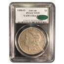 1888-O Morgan Dollar VF-35 PCGS CAC (VAM 4 Hot Lips)