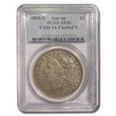 1888-O Morgan Dollar XF-45 PCGS (VAM 1A Clashed E)