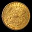 1889 $20 Liberty Gold Double Eagle AU-55 PCGS