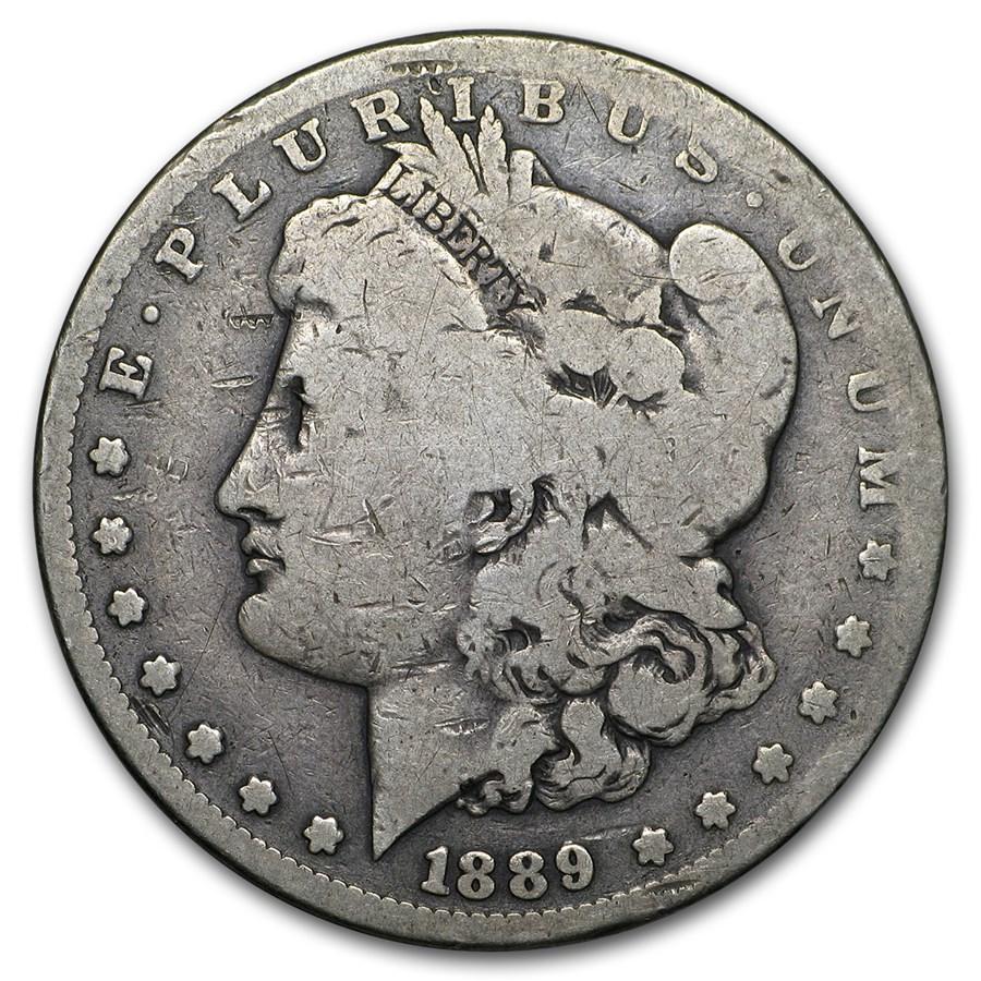 1889-CC Morgan Dollar Good
