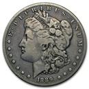 1889-CC Morgan Dollar VG