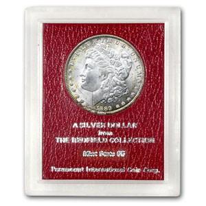 1889 Morgan Dollar MS-65 (Redfield Hoard)
