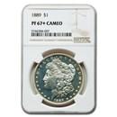 1889 Morgan Dollar PF-67+ UCAM NGC