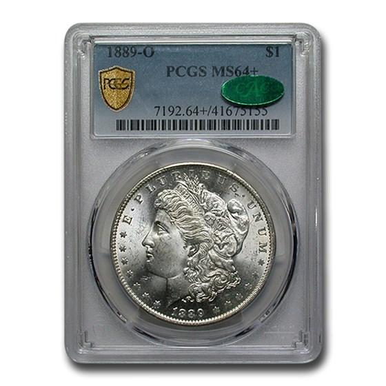 1889-O Morgan Dollar MS-64+ PCGS CAC