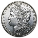 1889-S Morgan Dollar AU-58