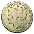 1890-CC Morgan Dollar Good