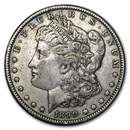 1890-O Morgan Dollar XF