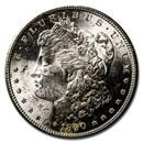 1890-S Morgan Dollar BU Details (Cleaned)