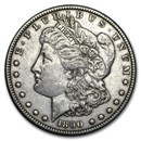 1890-S Morgan Dollar XF