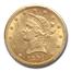 1891-CC $10 Liberty Gold Eagle MS-61 PCGS