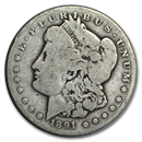 1891-CC Morgan Dollar AG