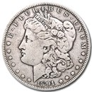 1891-O Morgan Dollar VG/VF