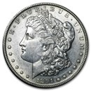 1891-S Morgan Dollar AU