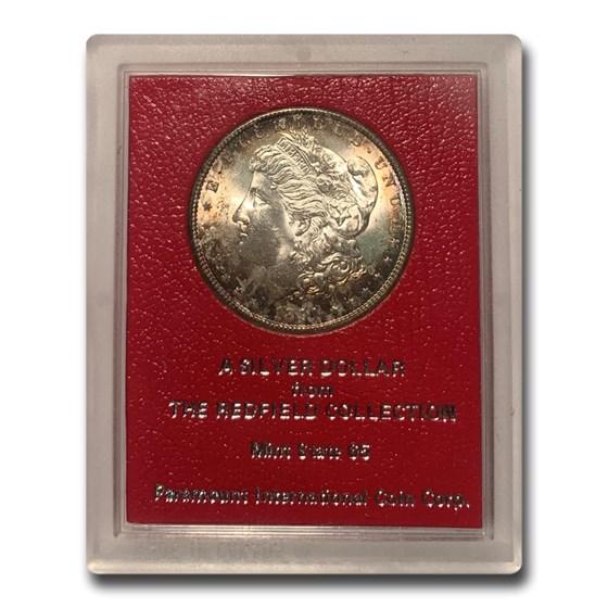 1891-S Morgan Dollar MS-65 (Redfield Hoard)
