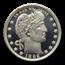 1892 Barber Quarter PR-67 DCAM PCGS CAC