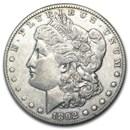 1892-CC Morgan Dollar AU