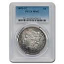 1892-CC Morgan Dollar MS-62 PCGS