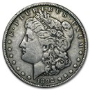 1892 Morgan Dollar VF
