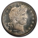 1892-S Barber Half Dollar MS-64 PCGS (PL)