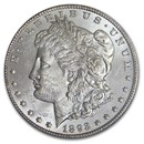 1893-CC Morgan Dollar BU