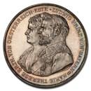 1893 German States Bavaria Bronze Medal MS-62 PCGS