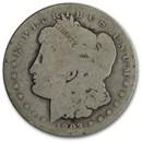 1893-O Morgan Dollar AG