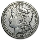 1893-O Morgan Dollar Fine