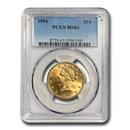 1894 $10 Liberty Eagle MS-63 PCGS