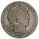 1894 Barber Half Dollar AG