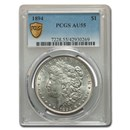 1894 Morgan Dollar AU-55 PCGS