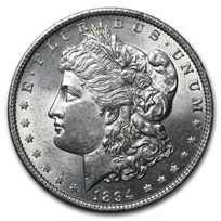 1894 Morgan Dollar BU